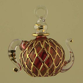 Glass Small Christmas Ornament