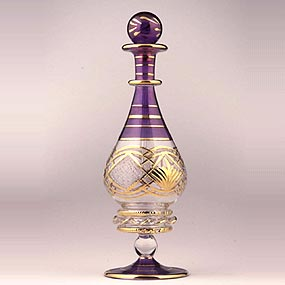 Glass XXLarge Perfume Bottles
