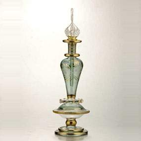 Glass XLarge Perfume Bottles