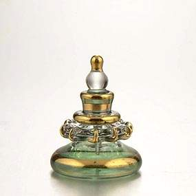 Glass Tiny Perfume Bottles