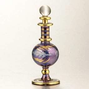 Glass Medium Perfume Bottles